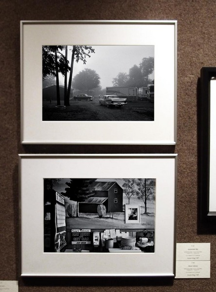 """SEEN AND FELT: Appalachia, 2012"" is a portfolio of photographs of contemporary rural Appalachia and the Rust Belt: West Virginia, Ohio and Pennsylvania. The photos were taken with Tri-X (b&w) film in my Leica in 2012. The prints are gelatin silver. : SEEN AND FELT: Appalachia, 2012 : SUSAN MAY TELL: Photographs of Space, Silence & Solitude"